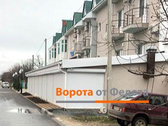 Защитные роллеты для кафе, Николаевка, Симферопольский район