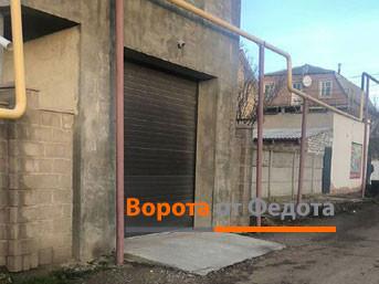 Секционные ворота в Симферопольском районе, ПГТ Николаевка