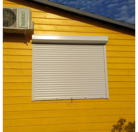 Автоматические защитные роллеты на окна