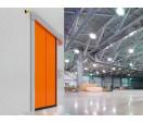 Скоростные промышленные рулонные ворота cерии L SDI для внутреннего использования