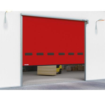 Скоростные промышленные рулонные ворота SPEEDROLL SDO  для наружного использования